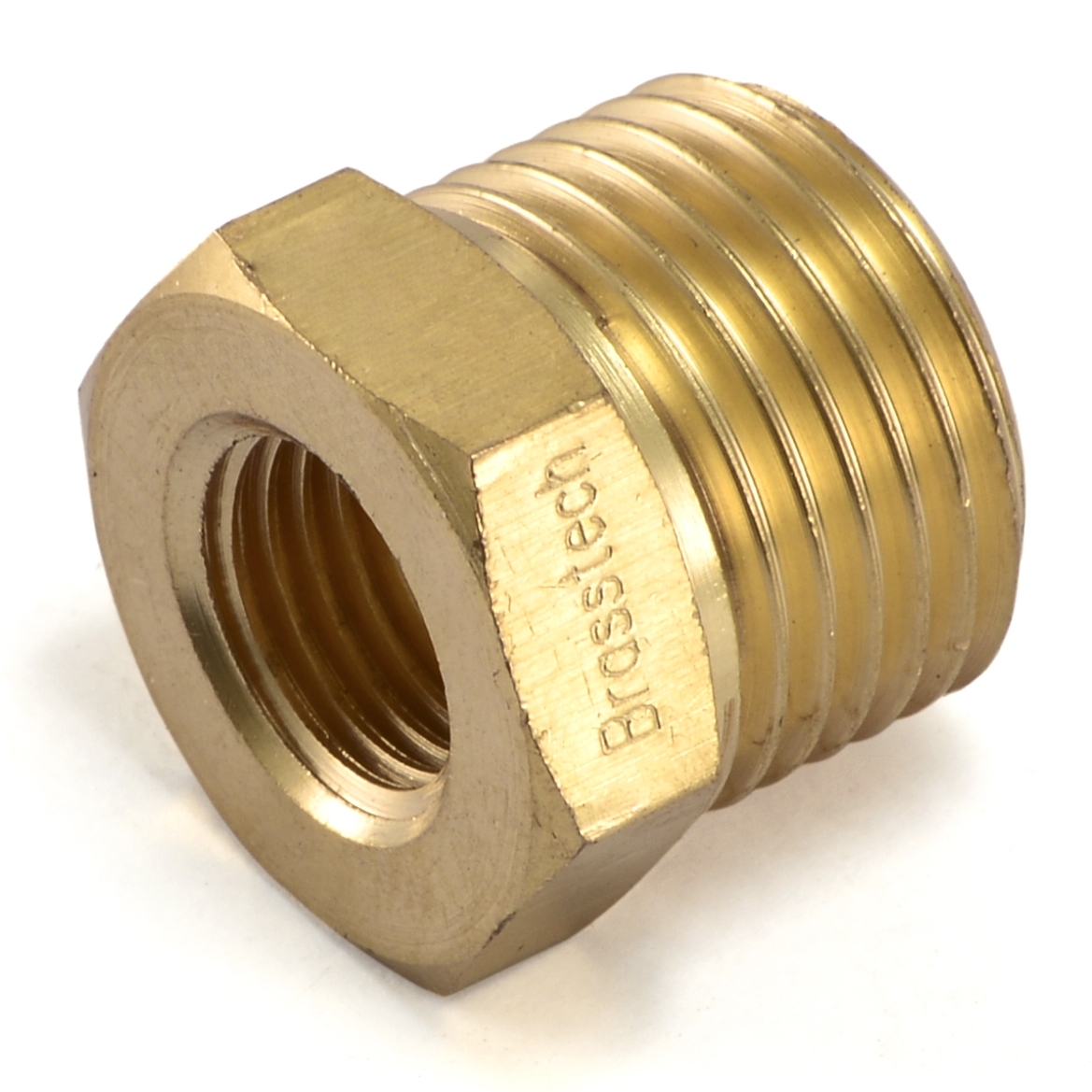 Brass compression fittings pipe